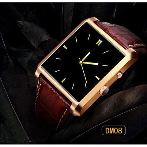Image of DM08 MT2505A-ARM7 1.54Inch TFT Display Smartwatch-Universal Store London™