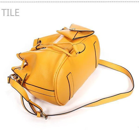Image of Drawstring Shoulder Bag Crossbody Bag Handbag-Universal Store London™