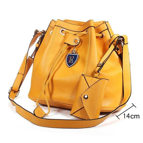 Drawstring Shoulder Bag Crossbody Bag Handbag-Universal Store London™