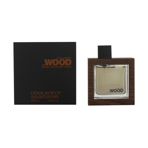 Dsquared2 - HE WOOD ROCKY MOUNTAIN edt vaporizador 50 ml-Universal Store London™