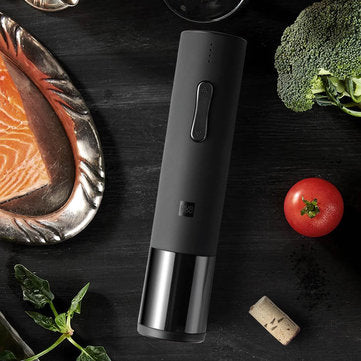 Xiaomi Huohou Automatic Wine Bottle Opener Electric Corkscrew With Foil Cutter-Universal Store London™