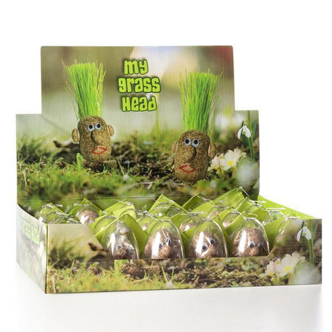 Egg Grass Head-Universal Store London™