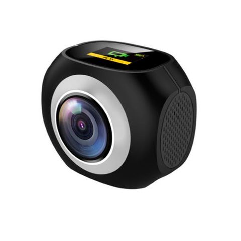 Image of EKEN Pano360 Action Camera Ultra HD 4K Sport DV 360 Degree Wide Angle WIFI Control-Universal Store London™