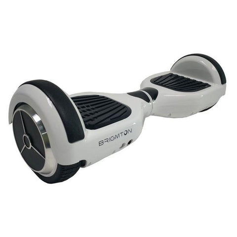 "Electric Scooter BRIGMTON JTPPEL0034 BBOARD-60-B 4400 mAp 6,5"" White-Universal Store London™"