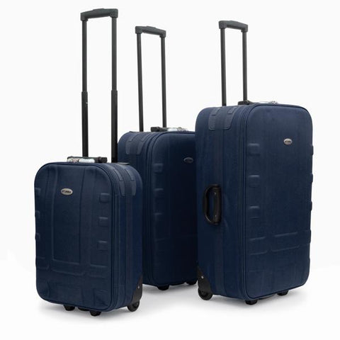 Image of Elegance Luggage Set (3 pieces)-Universal Store London™