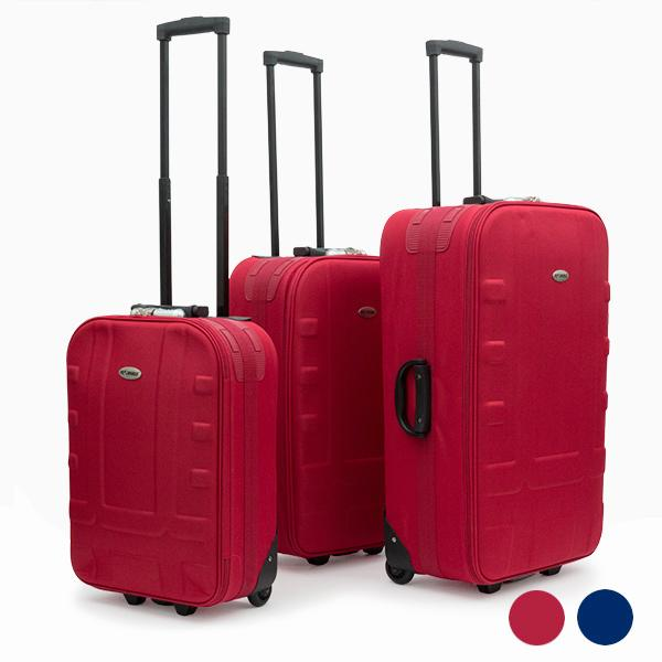 Elegance Luggage Set (3 pieces)-Universal Store London™
