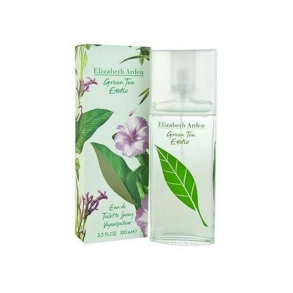 Elizabeth Arden - GREEN TEA EXOTIC edt vaporizador 100 ml-Universal Store London™