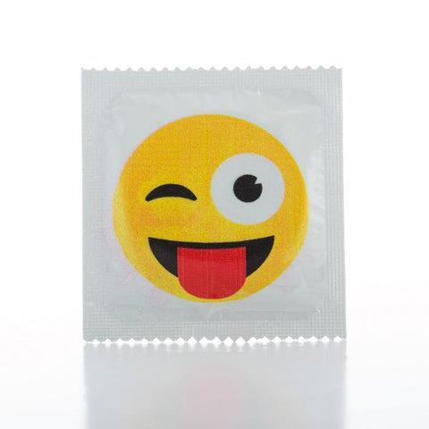 Image of Emoticon Condoms (pack of 6)-Universal Store London™