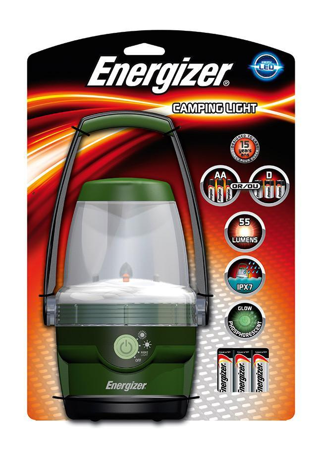 Energizer Camping Lantern with 3 AA Batteries-Universal Store London™