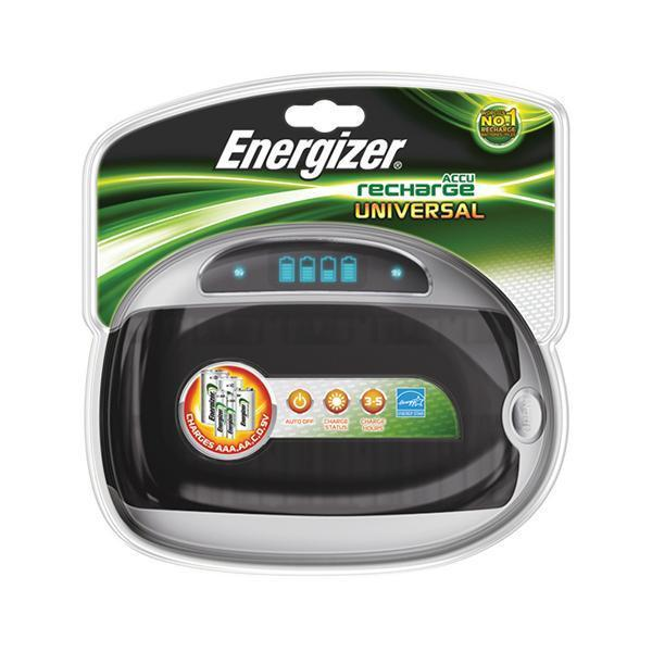 Energizer Universal Battery Charger-Universal Store London™