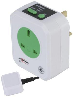 Image of Energy Saving Mains Socket - Infrared-Universal Store London™