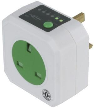 Energy Saving Mains Socket - Timer-Universal Store London™