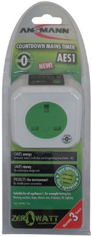 Image of Energy Saving Mains Socket - Timer-Universal Store London™
