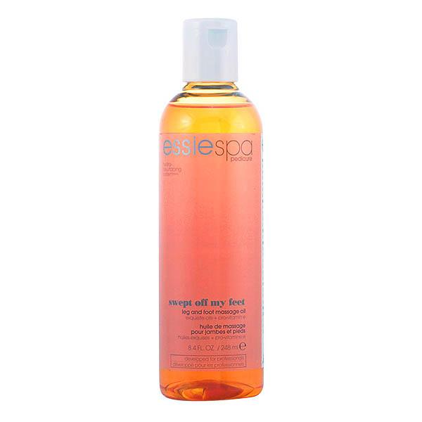 Essie - ESSIE swept off my feet leg and foot massage oil 248 ml-Universal Store London™
