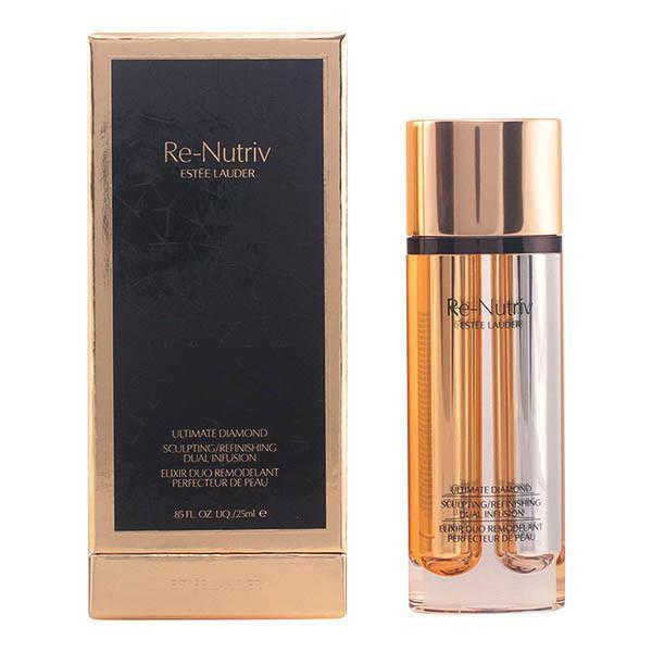 Estee Lauder - RE-NUTRIV ULTIMATE DIAMOND sculpting dual infusion 25 ml-Universal Store London™