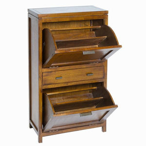 F-167 shoe rack cabinet  - Serious Line Collection by Craften Wood