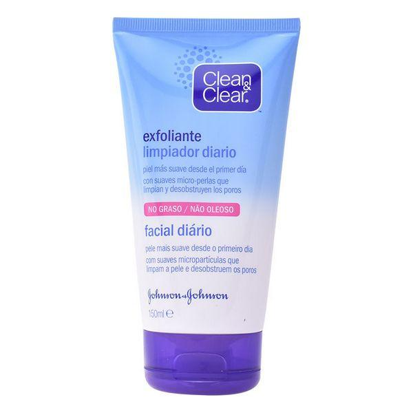 Facial Exfoliator Clean & Clear Clean & Clear-Universal Store London™
