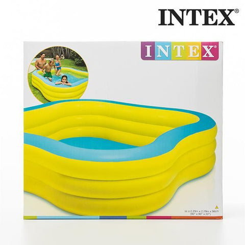 Image of Family Inflatable Paddling Pool Intex-Universal Store London™