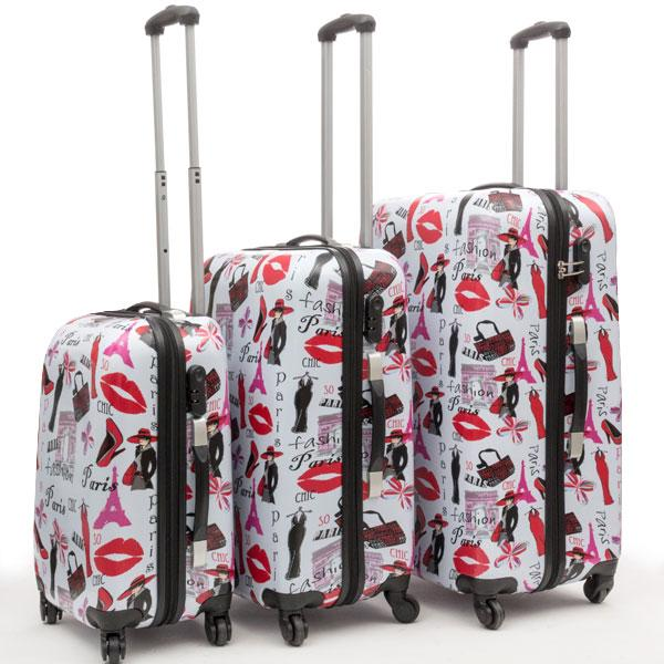 Fashion Luggage Set (3 pieces)-Universal Store London™