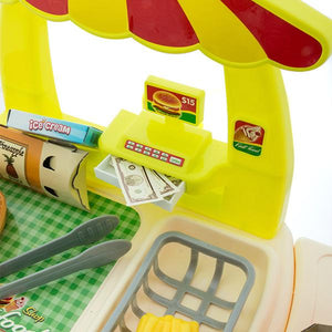 Fast Food Game with Accessories