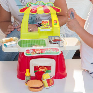 Fast Food Game with Accessories-Universal Store London™
