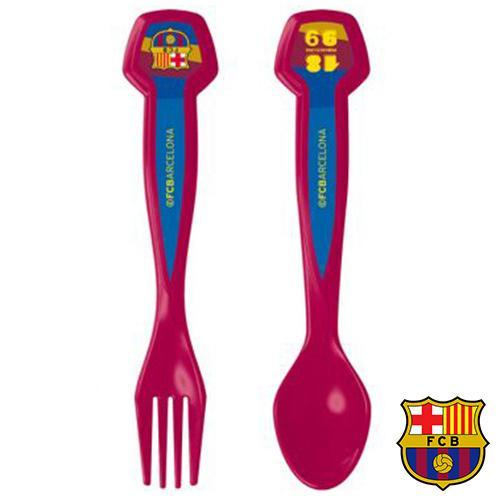 FC Barcelona Cutlery Set (2 Pieces)-Universal Store London™