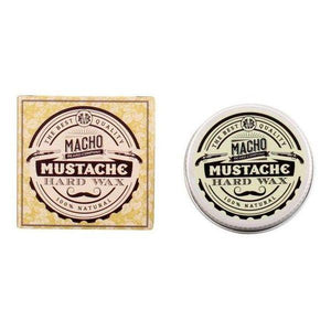 Firm Hold Wax Mustache The Macho Beard Company-Universal Store London™