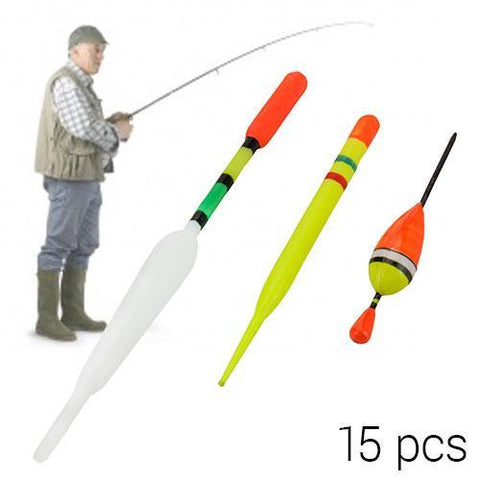 Fishing Float Set (15 pieces)-Universal Store London™