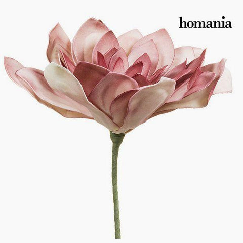 Image of Flower Foam White Purple by Homania-Universal Store London™