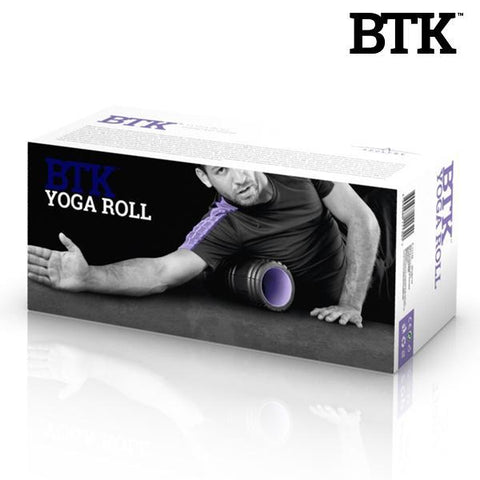 Image of Foam Roller BTK Stretching Roller-Universal Store London™
