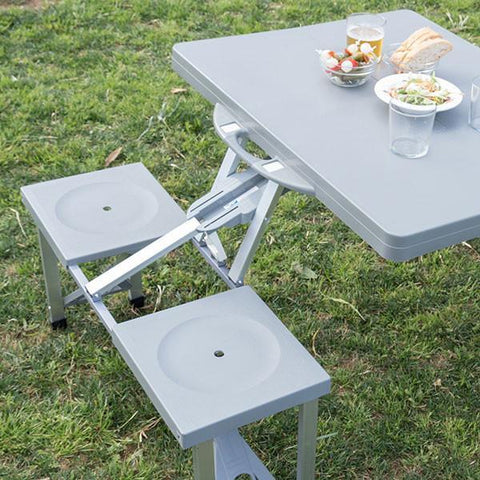 Foldable Camping Table-Universal Store London™