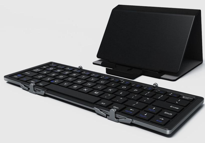 Folding Bluetooth Keyboard KB066-Universal Store London™