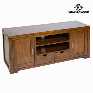 Forest tv stand 2 draws - Chocolate Collection by Craftenwood-Universal Store London™