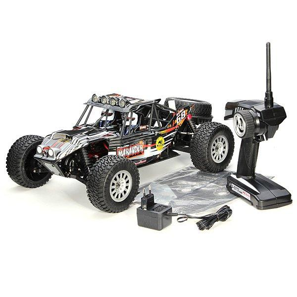 FS Racing 53625 1/10 2.4GH 4WD Brushless RC Desert Buggy-Universal Store London™