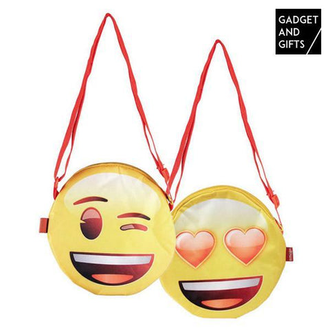 Gadget and Gifts Wink-Love Emoticon Bag-Universal Store London™