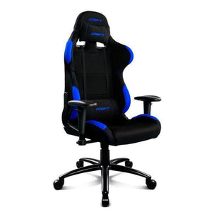 Gaming Chair DRIFT DR100BL 90-160º Cloth Foam Black Blue-Universal Store London™