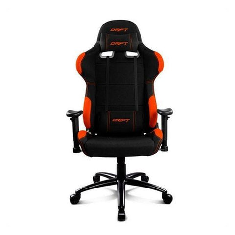 Gaming Chair DRIFT DR100BO Black Orange-Universal Store London™