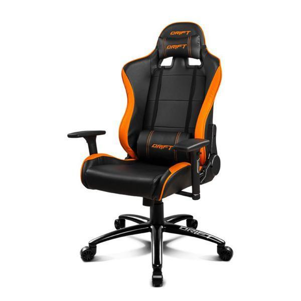 Astounding Gaming Chair Drift Dr200Bo Black Orange Ocoug Best Dining Table And Chair Ideas Images Ocougorg