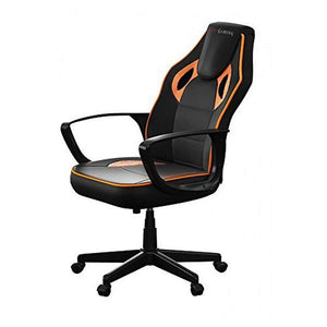 Gaming Chair Tacens MGC0BO Metal PVC Black Orange