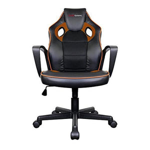 Gaming Chair Tacens MGC0BO Metal PVC Black Orange-Universal Store London™