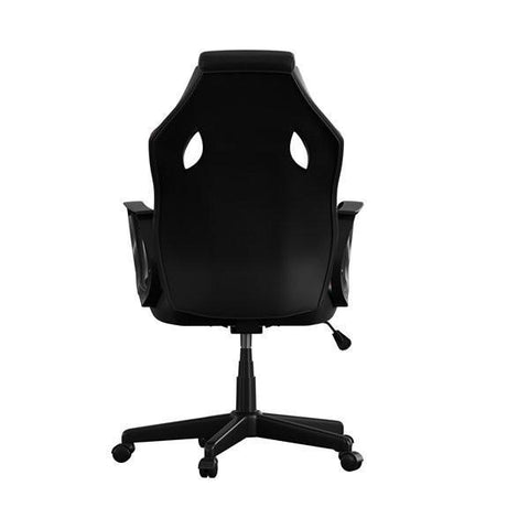 Image of Gaming Chair Tacens MGC0BR Metal PVC Black Red-Universal Store London™