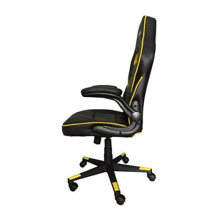 Gaming Chair Tacens MGC117 BY MGC117BY Black Yellow