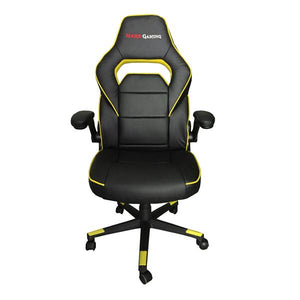 Gaming Chair Tacens MGC117 BY MGC117BY Black Yellow-Universal Store London™