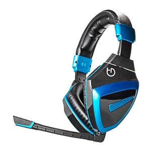Gaming Earpiece with Microphone Hiditec AU10HDT001 Windows XP / Vista / 7 / 8 Xbox ONE / PS4-Universal Store London™