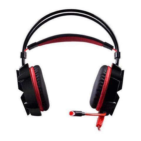 Image of Gaming Headset Hiditec GHE010001-Universal Store London™