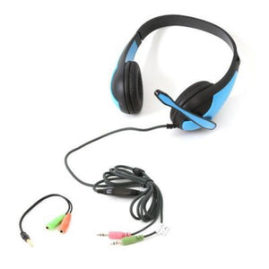 Gaming Headset Omega Freestyle FH4008BL Blue