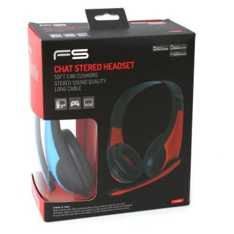 Image of Gaming Headset Omega Freestyle FH4008BL Blue-Universal Store London™