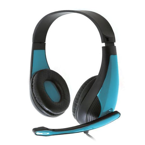 Gaming Headset Omega Freestyle FH4008BL Blue-Universal Store London™