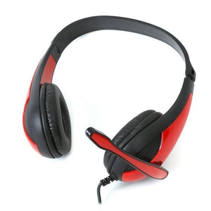Gaming Headset Omega Freestyle FH4008R Red