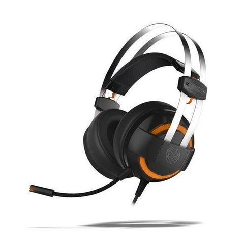 Image of Gaming Headset with Microphone KROM Kode 7.1 Virtual NXKROMKDE-Universal Store London™